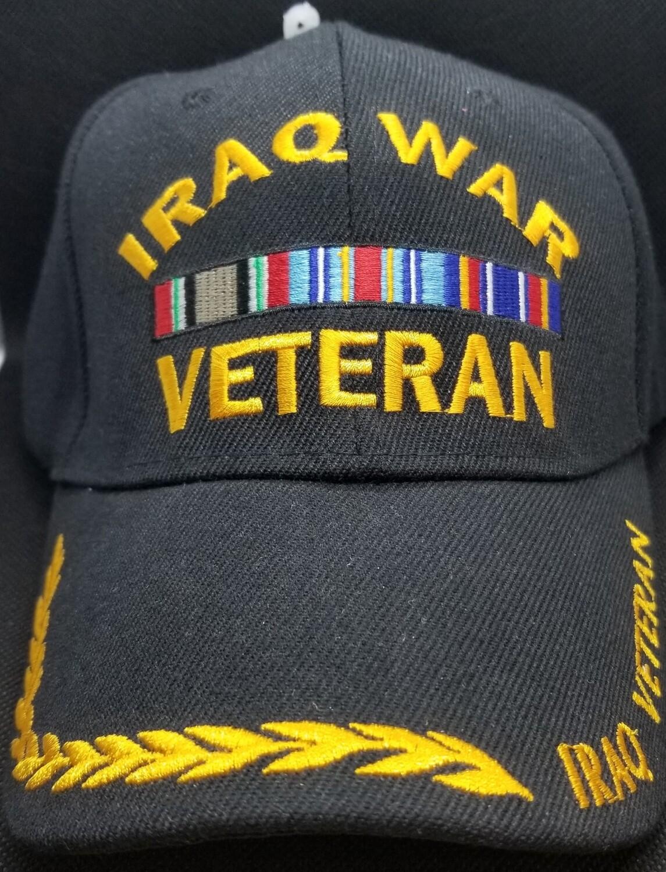Operation Iraqi Freedom Veteran Hat