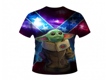 Baby Yoda Confederate v1