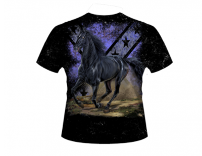 Arabian Horse All Over Shirt By Dixie Outfitters®