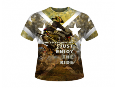 Just Enjoy The Ride By Dixie Outfitters®