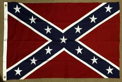 Battle Flag - Sewn Cotton