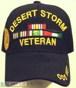 Operation Desert Storm Campaign Medal Hat