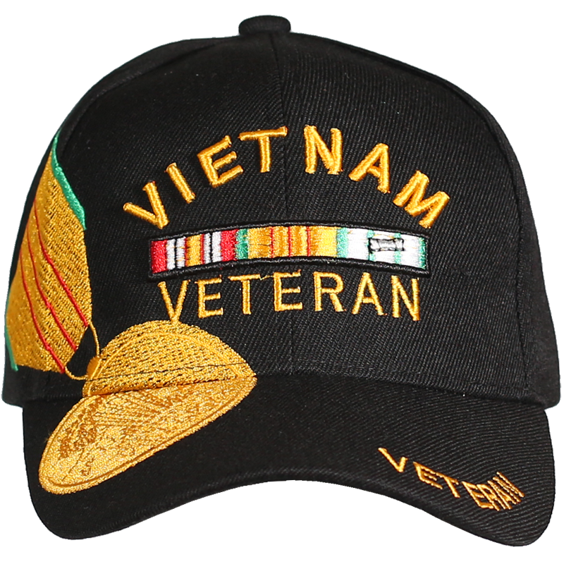 Vietnam Veteran Campaign Medal Hat