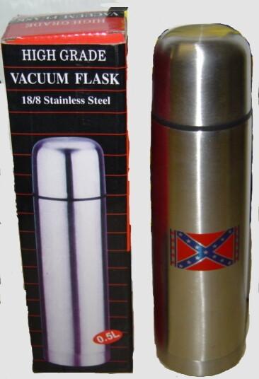 Battle Flag Vacuum Flask