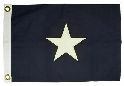Bonnie Blue Flag - Premium Sewn (Indoor)