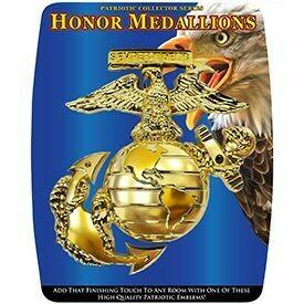 USMC Medallion