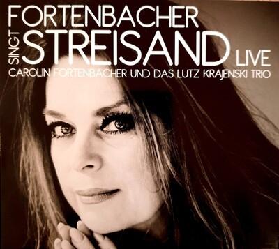 Fortenbacher singt Streisand live
