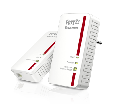 AVM FRITZ!Powerline 1240E (WLAN Set)