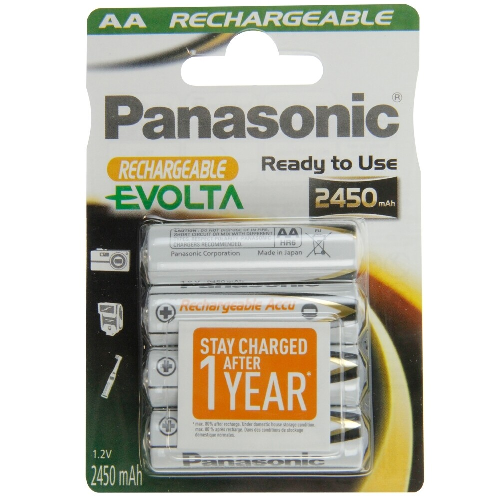 Panasonic Akku P6P DECT AA 1000 mAh