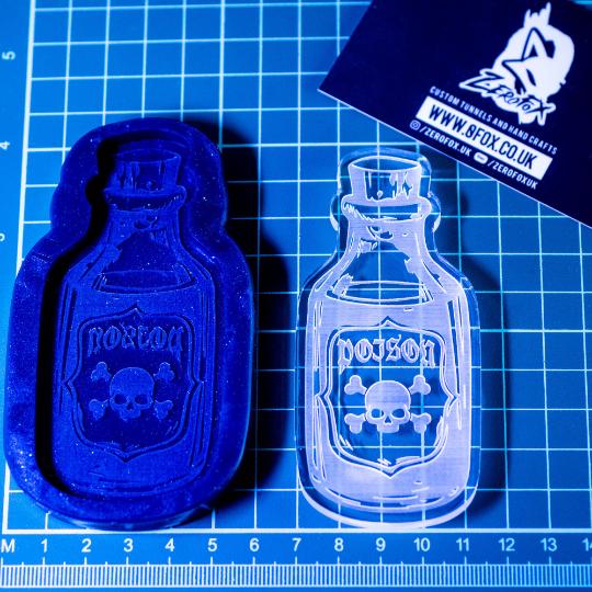 Mould Poison Bottle