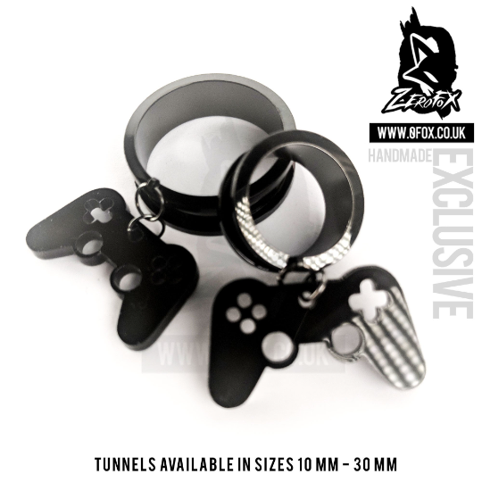 Dangle Tunnel Game Controller 10mm-50mm