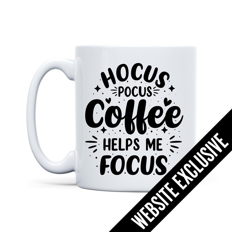 Mug Hocus Pocus (White)