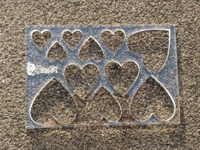 Mould Housing Hearts
