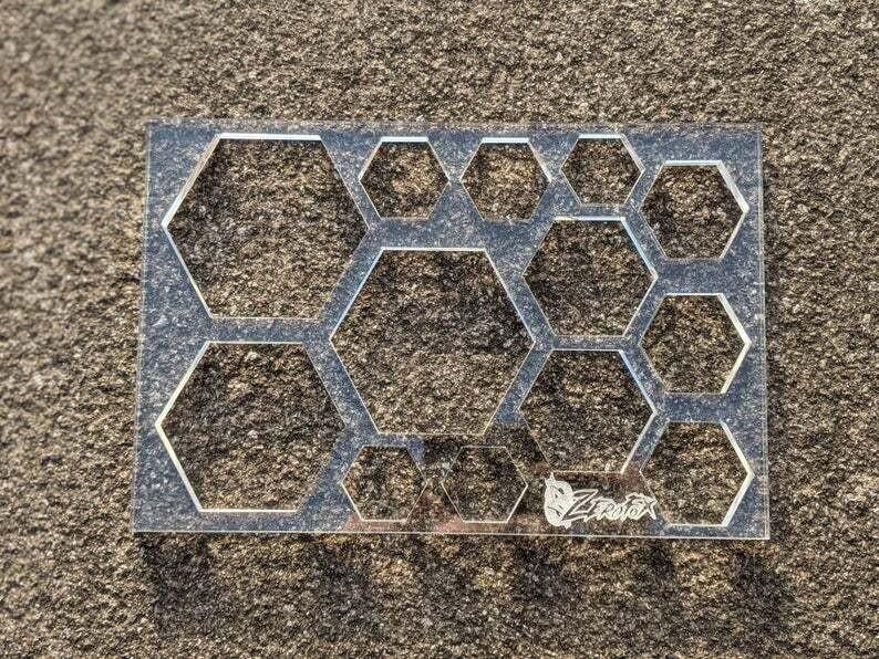 Mould Housing Hexagon