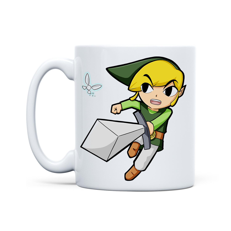 Mug White (Link with Navi)