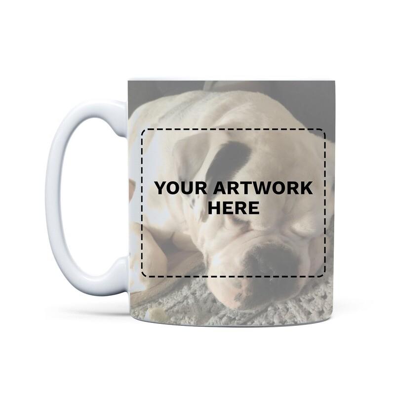 Mug White (Design Your Own)