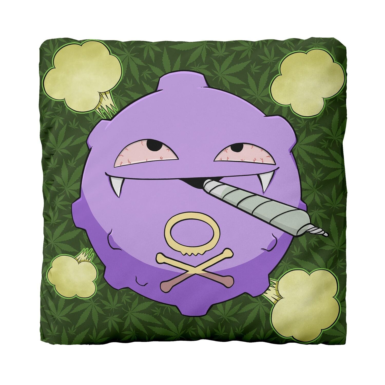 Canvas Cushion (Koffing 420)