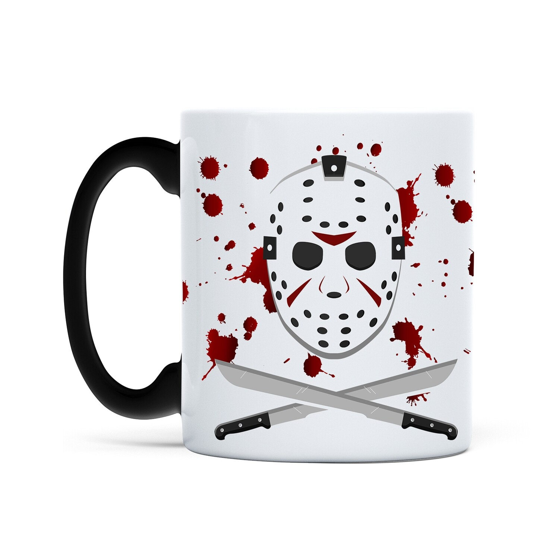 Mug Friday 13th (White)