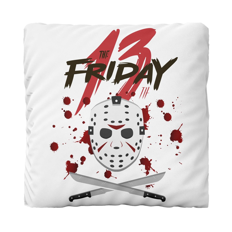 Canvas Cushion (Friday 13th)