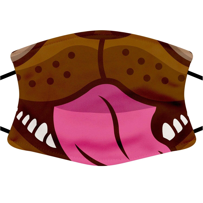 Face Mask Adult (Puggo)