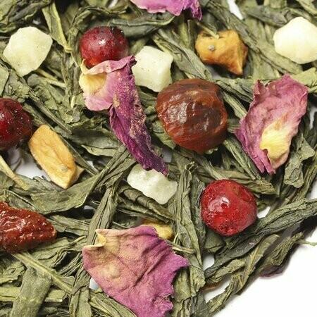 Чай зеленый с Чабрецом