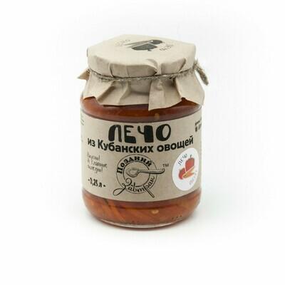 Лечо из Краснодарских овощей 0,25