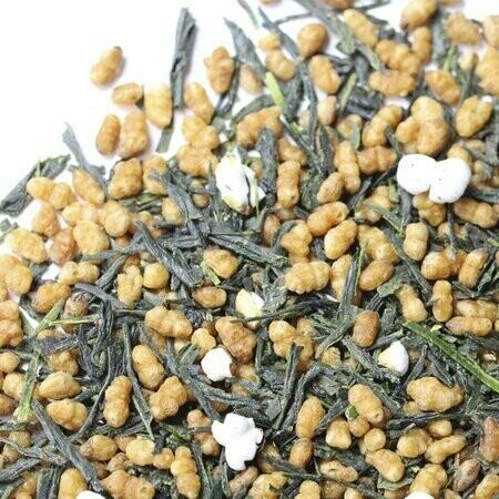 Чай зеленый Генмайнча