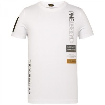 PME Legend | Single Jersey Short Sleeve T-Shirt PTSS211526-7003