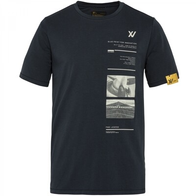 PME Legend | XV R-Neck T-Shirt PTSS211587-5287