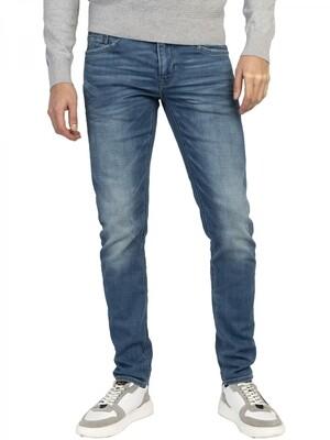 PME Legend | Tailwheel Soft Mid Blue Jeans PTR140-SMB