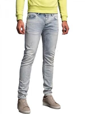 Riser Slim Fit Jeans CTR211708-BDF