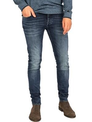 Riser Slim Fit Jeans Soft Summer Night CTR390-SSN