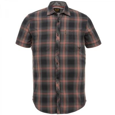 PME Legend | Short Sleeve Shirt Twill Check PSIS212257-9123