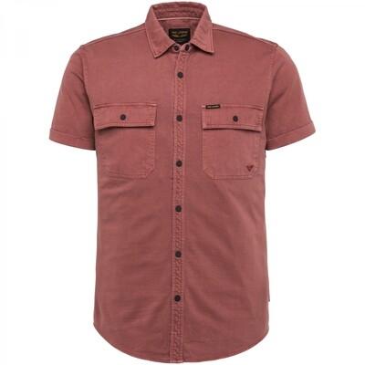 PME Legend | Short Sleeve Shirt Garment Dye Jersey PSIS212269 - 3042