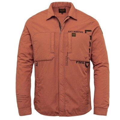 PME Legend | Long Sleeve Shirt Crinkle Cotton Shirt PSI212209 - 3042