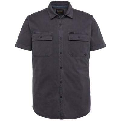 PME Legend | Short Sleeve Shirt Garment Dye Jersey PSIS212269 - 9114