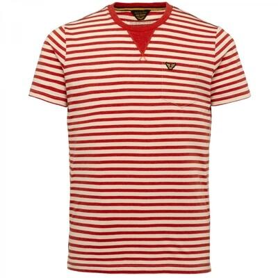 PME Legend | Striped Jersey T-Shirt PTSS212532-3260