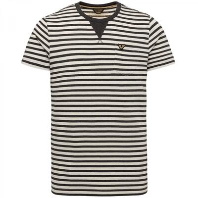 PME Legend | Striped Jersey T-Shirt PTSS212532-9114