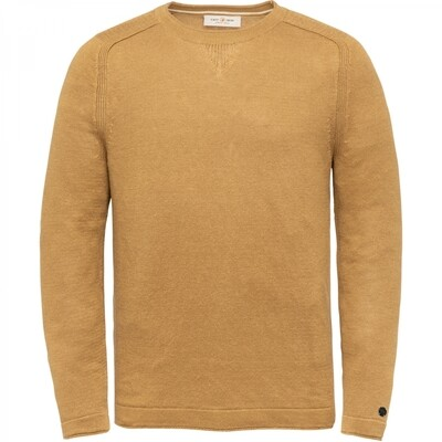 Cast Iron | Linnen Crewneck Sweater CKW213320-8054