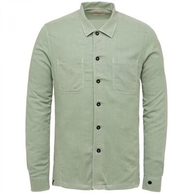 Cast Iron | Long Sleeve Shirt Regular Fit Lyocell Linen CSI213249-6121