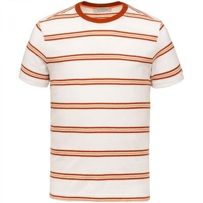 Cast Iron | Regular Fit T-Shirt CTSS213566 Bright White