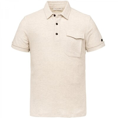 Cast Iron | Structured Jersey Polo CPSS213873-910
