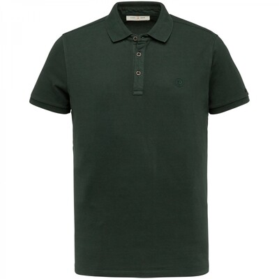 Cast Iron | Light Pique Stretch Washed Polo CPSS213868-6147