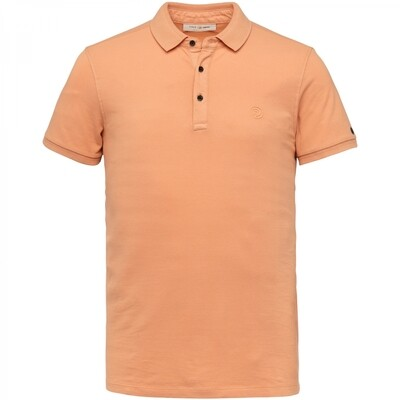 Cast Iron | Light Pique Stretch Washed Polo CPSS213868-3017