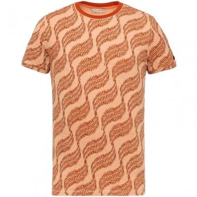Cast Iron | Short Sleeve R-Neck T-Shirt CTSS213571-3017