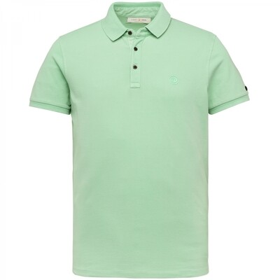 Cast Iron | Light Pique Stretch Washed Polo CPSS213868-6089