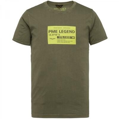 PME Legend | Jersey Short Sleeve R-Neck T-Shirt PTSS214553-6149