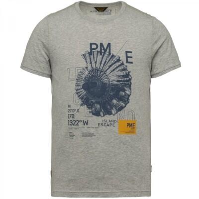 PME Legend | Jersey Short Sleeve T-Shirt PTSS21455-960