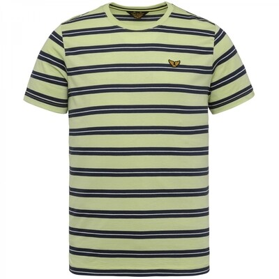 PME Legend | Striped Jersey T-Shirt PTSS214558-6315