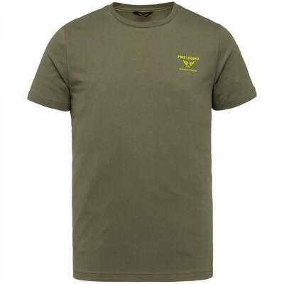 PME Legend   Cotton Elastane T-Shirt PTSS214580-6149
